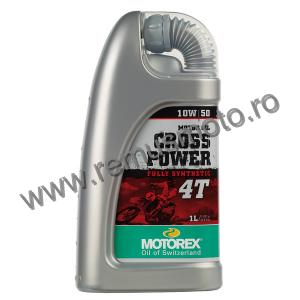 Ulei 4 Timpi MOTOREX Cross Power 4T 10W / 50