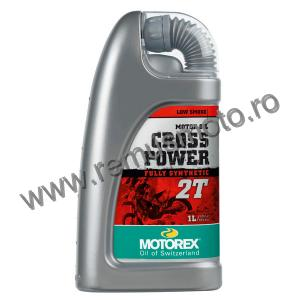 Ulei 2 Timpi MOTOREX Cross Power 2T